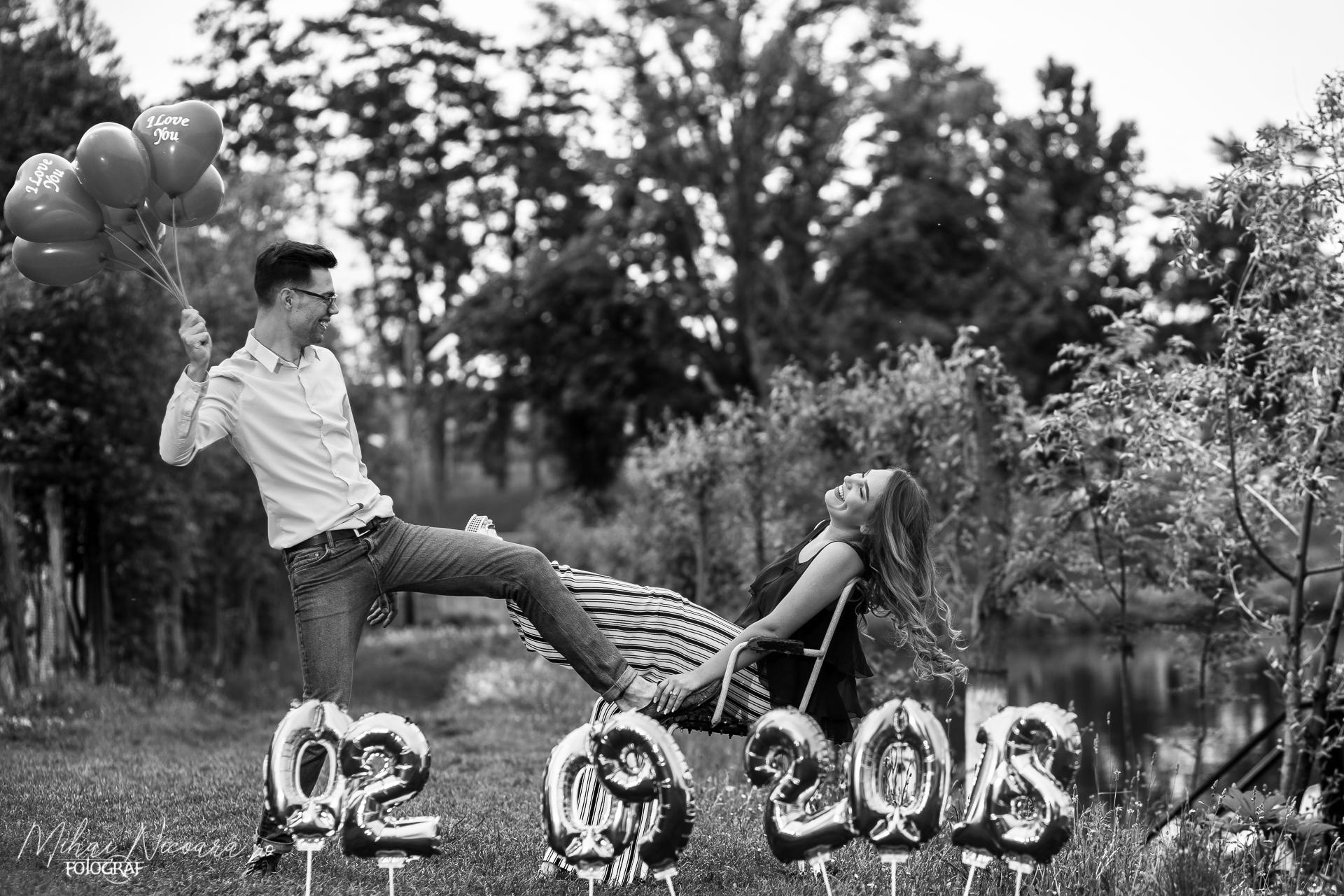 """Fotografie album """"Alexandru & Gabriela"""""""