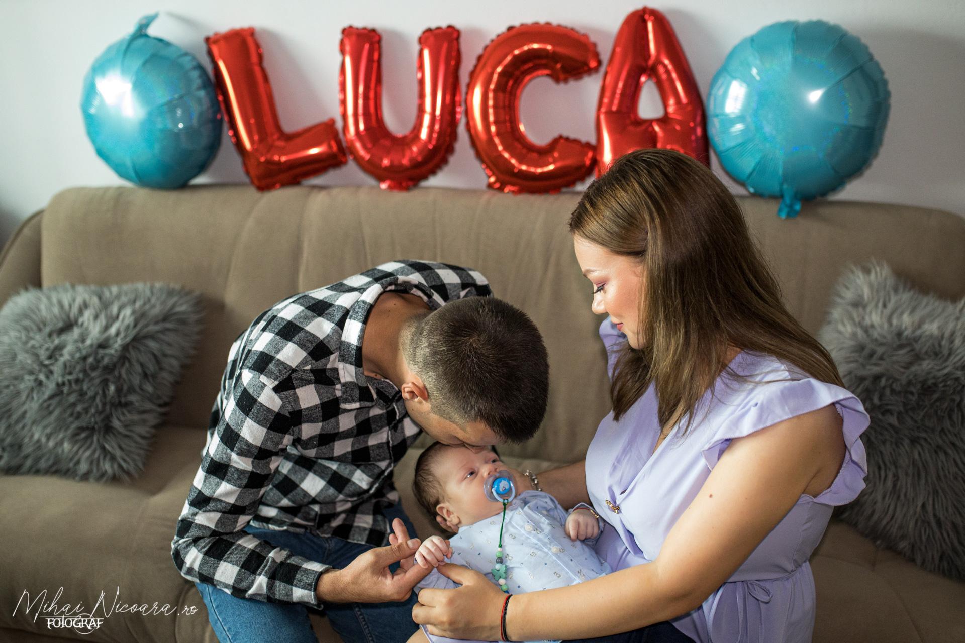 """Fotografie album """"Luca"""""""