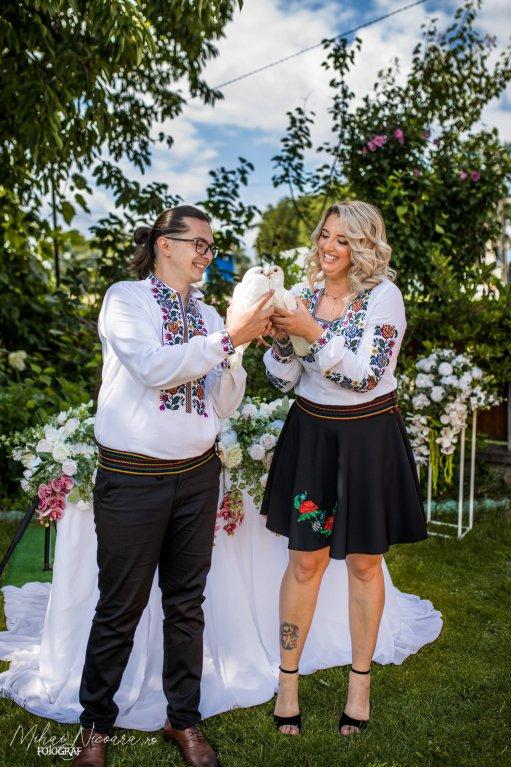 Fotografie album 'Alina & Petru'