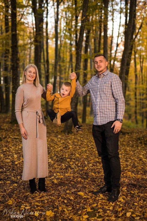 Fotografie album 'Toamna în familie'